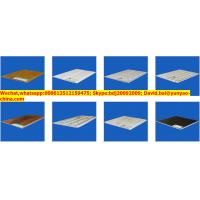 Buy cheap Plastic bathroom pvc ceiling mould proof drop tiles from wholesalers