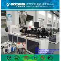 Quality plastic glazed tile machine PVC PMMA ASA glazed roof extrusion machine for sale