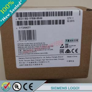 China SIEMENS LOGO! 6ED1052-1CC01-0BA8 / 6ED10521CC010BA8 on sale