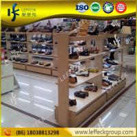 High Quality Furniture Stores: Custom Wooden Material Shoe Retail Store Furniture Display