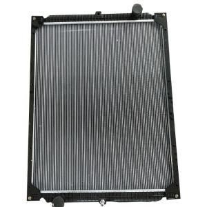 China Dongfeng Chenglong Tr401gb-1301010b Aluminum Radiator Fan Truck AC Parts wholesale