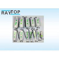 China Led Driver Power Supply Adapter AC110 - 260V To DC12V / 24V 10W - 100W Waterproof wholesale