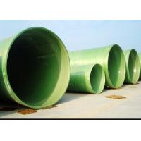 China FRP WATER PIPE GRP / FRP Fiberglass Pipe factory supply customized size wholesale