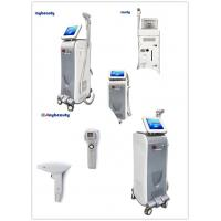 China 20 Million Shots 808nm Diode Laser Hair Removal Vertical Model For Clinic wholesale