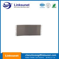 China UL2651 - 26AWG 2.54MM Pitch Flat Ribbon Cable Gray Custom 0.1 - 10M High Voltage wholesale