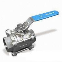China Stainless Steel Ball Valves wholesale