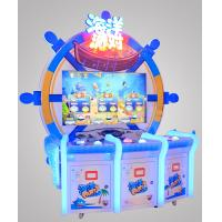 China Ocean Video Fishing Arcade Games Machines Coin Operated Redemption Game For 3 Players wholesale