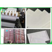China 100% Wood Pulp 80gsm Woodfree Printing Paper For Making Envelope wholesale