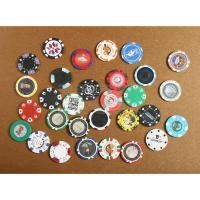 China Poker Chip/Sticker Chip/Laser Chip/ Hologram Chip/ Clay Chip/ Ceramic Chip/Customized Chip on sale
