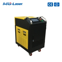 China 200W Laser Rust Removal Portable Single Phase  Laser Cleaning Machine wholesale
