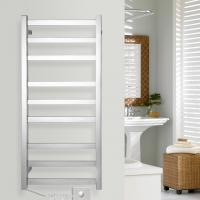 China Pratical Elegant Stainless Steel Wall Mounted  Electric Heated Towel Warmer wholesale