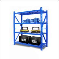 China 4 Layer Light Duty Racking System , AS4084 Reusable Metal Display Rack wholesale