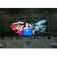 China Die Casting Aluminium Led Display Billboards Module 192 x 192mm wholesale