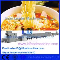 China Excellent quality capacity Instant noodles processing machine made in China on sale