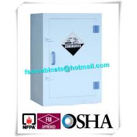 China PP Acid Corrosive Safety Storage Cabinets , PP Hazardous Storage Cabinets for Corrosive wholesale