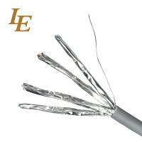 China CAT 5e Ethernet Network Lan Cable Unshielded Twisted 4 Pairs Customized Color wholesale
