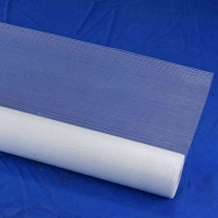 China 5x5mm 4.6 oz White color and soft fiberglass self-adhesive mesh for EPS wholesale