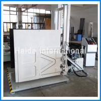 China PLC Control Compression Testing Machine , ASTM D6055 Package Testing Equipment on sale