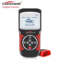 China Konnwei Kw820 Obd2 Professional Diagnostic Tools Support All 12V OBDII Cars Manufactured After 1996 on sale