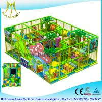 China Hansel 2017 commercial indoor kids soft play mats indoor playground sets on sale