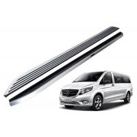 Buy cheap Mercedes Benz 2016 2017 All New Vito Running Board , Alloy Side Steps from wholesalers