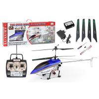 China Red, Blue 3CH RC Remote Controlled Flying Toy Helicopters with Gyroscope ES-QS8005 on sale