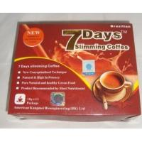 China Brazilian 7 Days Slimming Weight Loss Coffee with Good Price Original 7 Days Brazilian Slimming Coffee wholesale