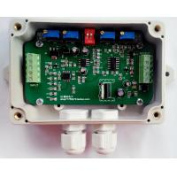 China Weighing transmitter weighing amplifier weight sensor voltage current converter 0-5v0-10v4-20ma wholesale