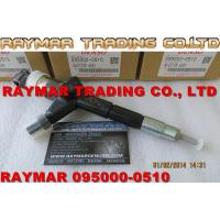 China DENSO common rail injector 095000-0510 for NISSAN X-Trail T30 2.2L 16600-8H800, 16600-8H80 wholesale