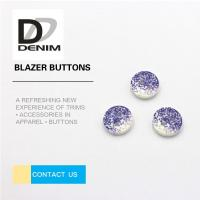 China 3D Fashion Button • Plastic Buttons • Clothing Buttons • Sewing Buttons • 4 / 2 Holes Resin Buttons wholesale