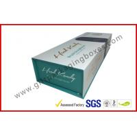 China Printed Paper Electronics Packaging Box , Electronic Product Packaging Shape Customized wholesale