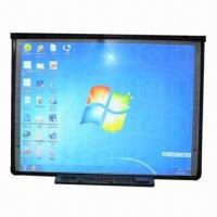 China Hitouch Hot Selling IR Whiteboard 86-inch Optical Multitouch Interactive Whiteboard wholesale