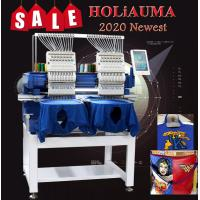 China commercial digitizing sewing computerized quilting embroidery machine/football boots embroidery machine on sale