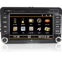 China 7 Inch VW DVD Gps Car DVD Player With GPS navigation RDS Audio Radio / Bluetooth wholesale
