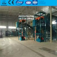 China Automatic municipal waste recycling plant urban garbage sorting plant screw sorting machines for sorting msw with CE wholesale