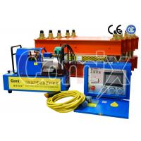 China Auto Hot Splicing Conveyor Belt Vulcanizing Machine 100 PSI For Coal Mine wholesale