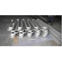 Stainless Steel U Bend Tube, Eddy Current Test, Hydrostatic Test , Ultrasonic Test , ASTM A688, A789, A213 / SA213