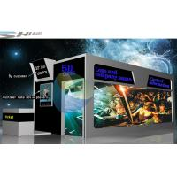 China Special Effects Mobile 5D Cinema wholesale