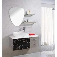 China Bathroom Cabinet / Stainless Steel Bathroom Cabinet (YX-8010A) wholesale