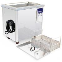 Heated Rust Removal Industrial Ultrasonic Cleaner With Timer And Separate Generator