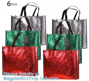 China Custom collapsible reusable folding non woven bag murah shopping bags, Recycelable non woven bag carry shopping bag on sale