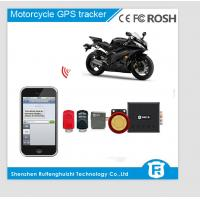 China gps motorcycle tracker, vehicle gps tracker, GPRS tracker Real-time Vehicle Tracking System wholesale