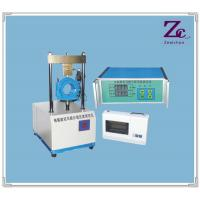 China Automatic Marshall Stability Tester, marshall digital compression frame 50kn wholesale