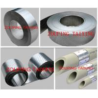 China perfored aluminium strip for ppr pipe wholesale