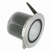 China 12W SMD LED Downlight with 120 or 230V AC Voltage, Radiator made of Aluminum Alloy wholesale