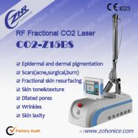 China Professional RF Fractional Co2 Laser Machine Z15BS with Scanning Function wholesale