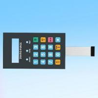 China Metal Dome Membrane Keypad Switch on sale