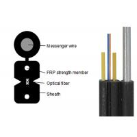 Buy cheap Network Fiber Optic Armoured Cable , Outdoor Armored Fiber Optic Cable GJYXCH from wholesalers