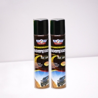 China Rustproof Rubberized Undercoating Spray Paint Car Care Products wholesale