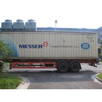 China Nitrogen Generation Plant 660 Nm3 / h   , ASP ASU CE GB Chilling and Cooling wholesale